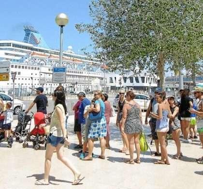 Pimeco reclama que no es posi en risc la imatge de Mallorca per al turisme de creuers