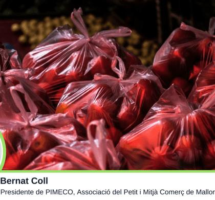 La prohibición de las bolsas de plástico