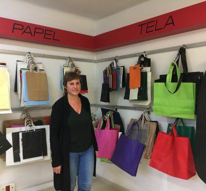 Entrevista a la gerente de Inmaplast, empresa fabricante de bolsas