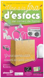 Feria de stocks en Palma hoy y mañana