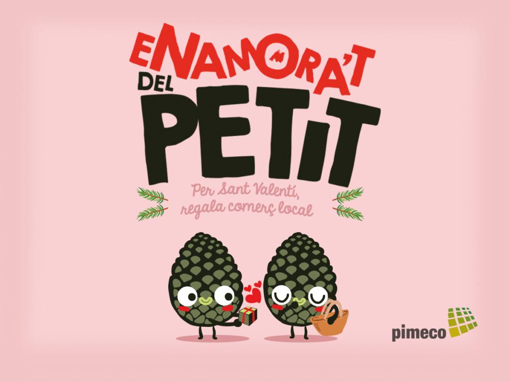 Campaña de promoción del pequeño comercio por San Valentín