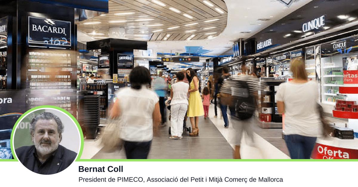Aeropuerto… ¿Competencia des… igual?