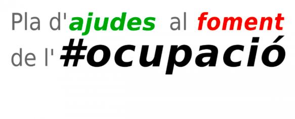 Ajuts per al foment de l'ocupació de l'Ajuntament d'Inca 2017