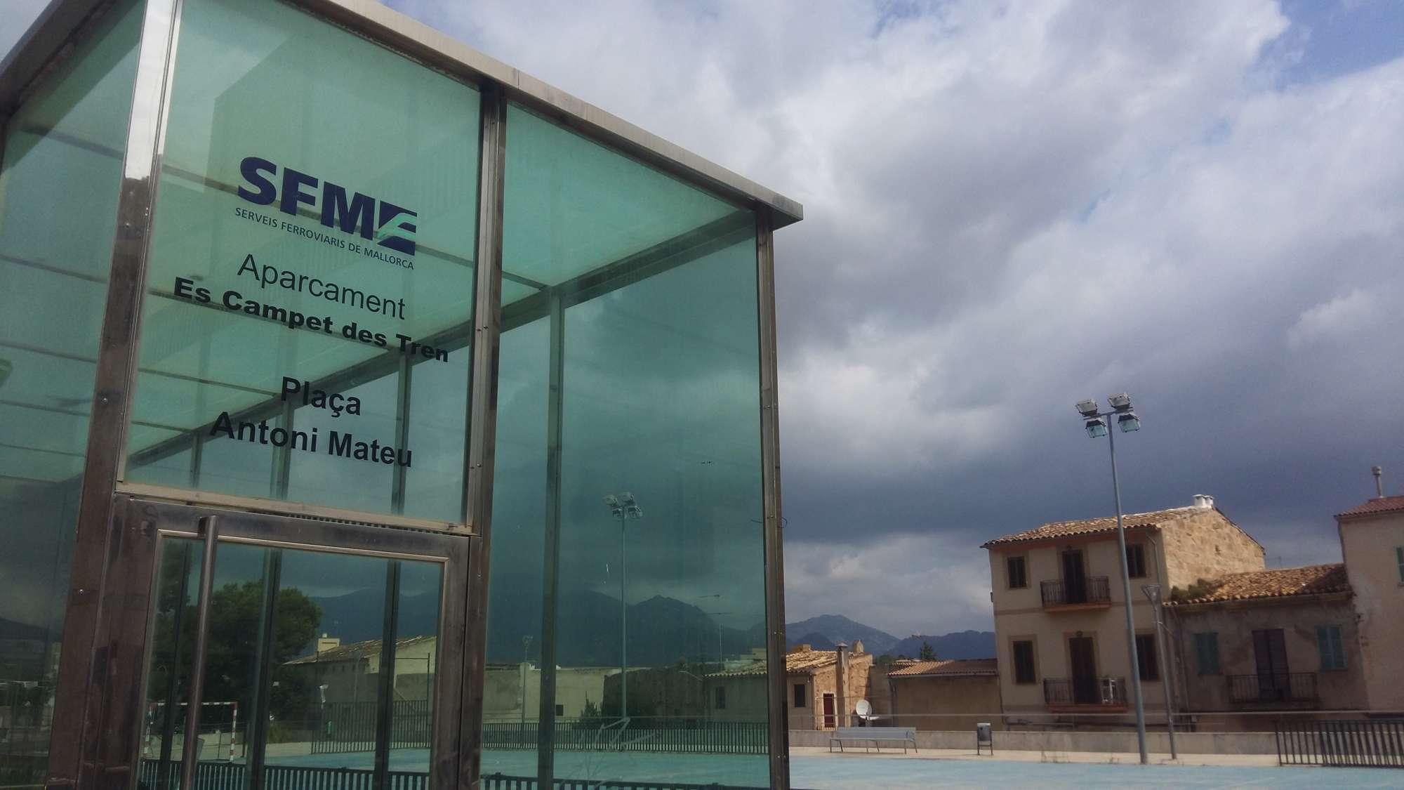 Activa't Inca y Pimeco reclaman el compromiso municipal para abrir el aparcamiento del Campet des Tren y dinamizar el comercio de la zona