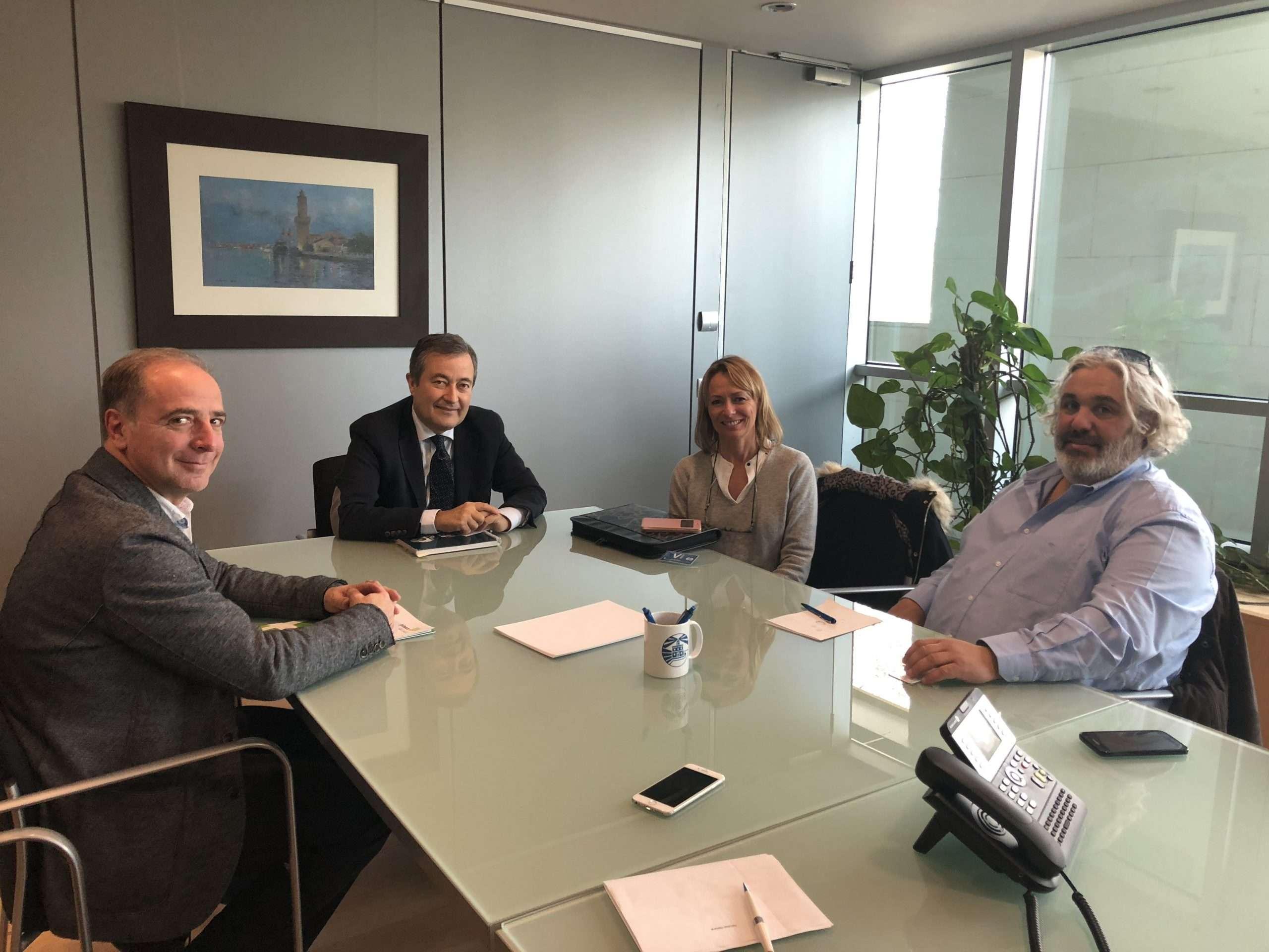 Pimeco trabajará con Autoridad Portuaria para conseguir el escalonamiento de las llegadas de cruceros a Palma