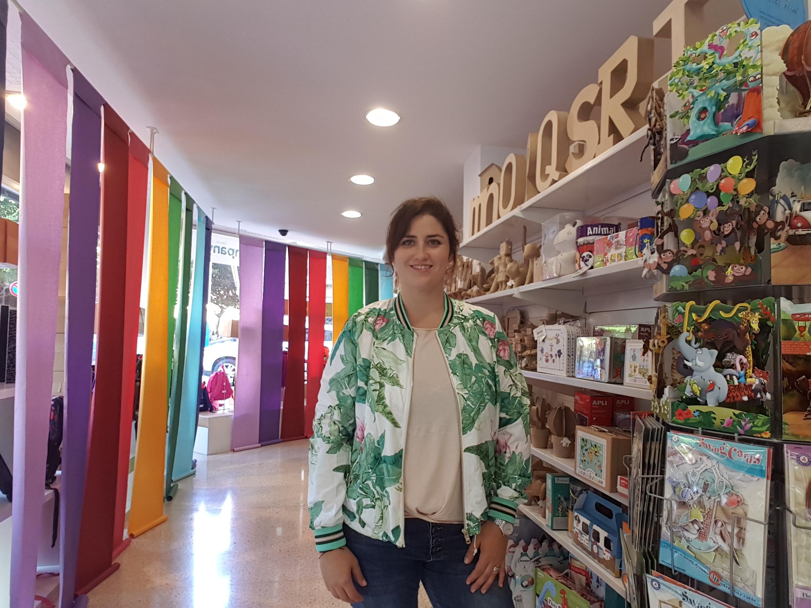 Entrevista a Marta Company de Papeleria Company
