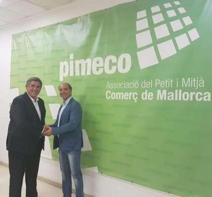 Acord de col·laboració entre PIMECO i RECIRCULA fomentant el model d'economia circular