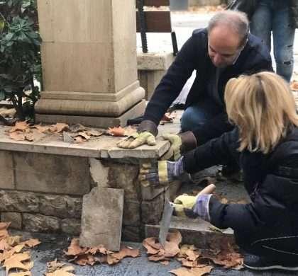 Els comerciants i veïnats de Palma protesten per la manca de neteja i mal manteniment de la ciutat