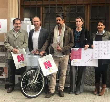 La campanya de compres per Nuevo Centro  promociona els petits comerços de Palma