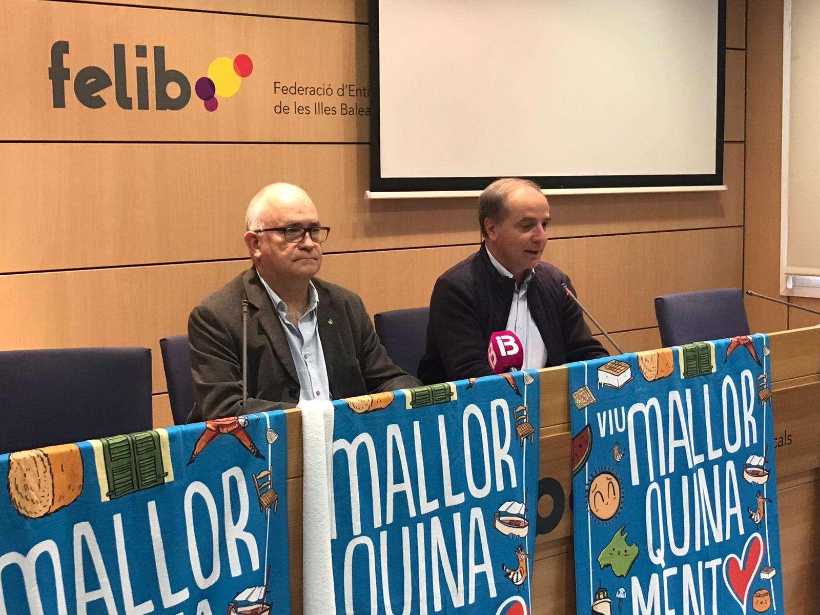 PIMECO PRESENTA LA CAMPANYA VIU MALLORQUINAMENT