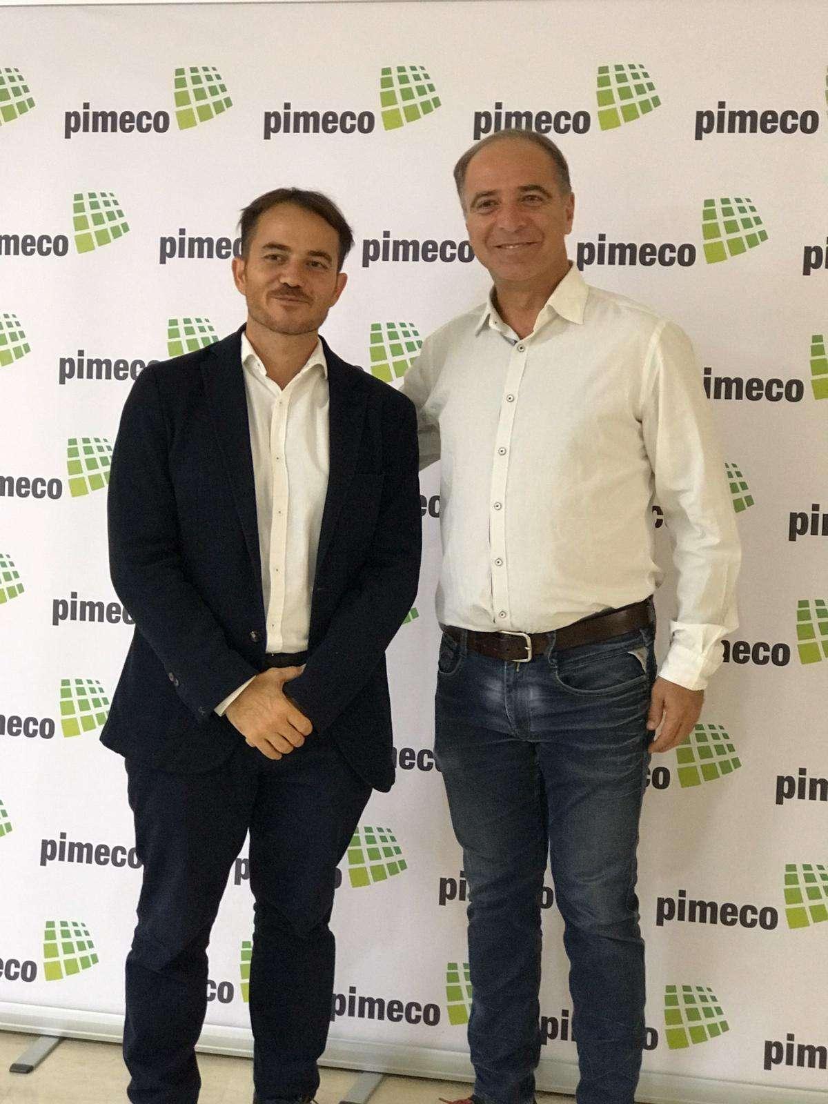 PIMECO FICHA AL GUIONISTA ERNEST RIERA PARA GRABAR UN CORTOMETRAJE