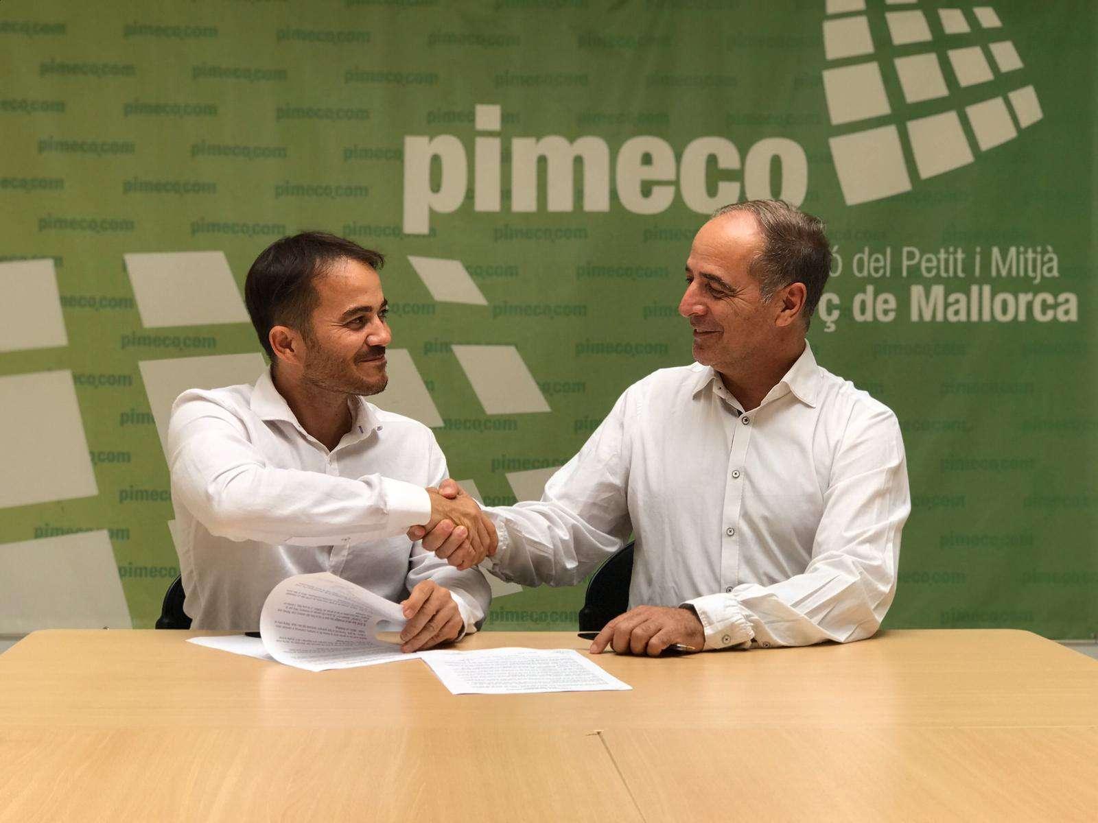 PIMECO FITXA AL GUIONISTA ERNEST RIERA PER GRAVAR UN CURTMETRATGE