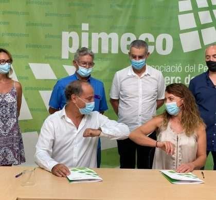 LA FEDERACIÓN DE MERCADOS PERMANENTES DE MALLORCA SE ADHIERE A PIMECO