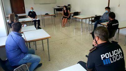 PIMECO EXPONE A LA POLICIA SU PREOCUPACIÓN ANTE EL AUMENTO DE ROBOS A COMERCIOS DE PALMA