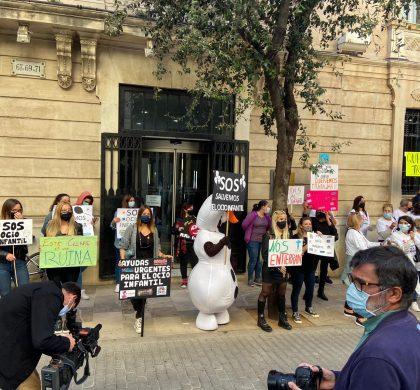 """""""ESTAMOS EN LAS ÚLTIMAS, SOMOS LOS GRANDES PREJUDICADOS DE ESTA CRISIS"""""""