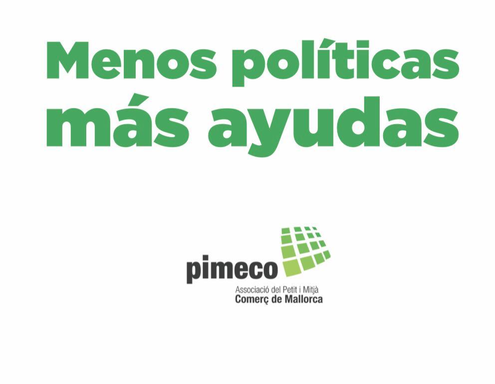 PIMECO ES SUMA A LA MANIFESTACIÓ DE PROTESTA DE DEMÀ