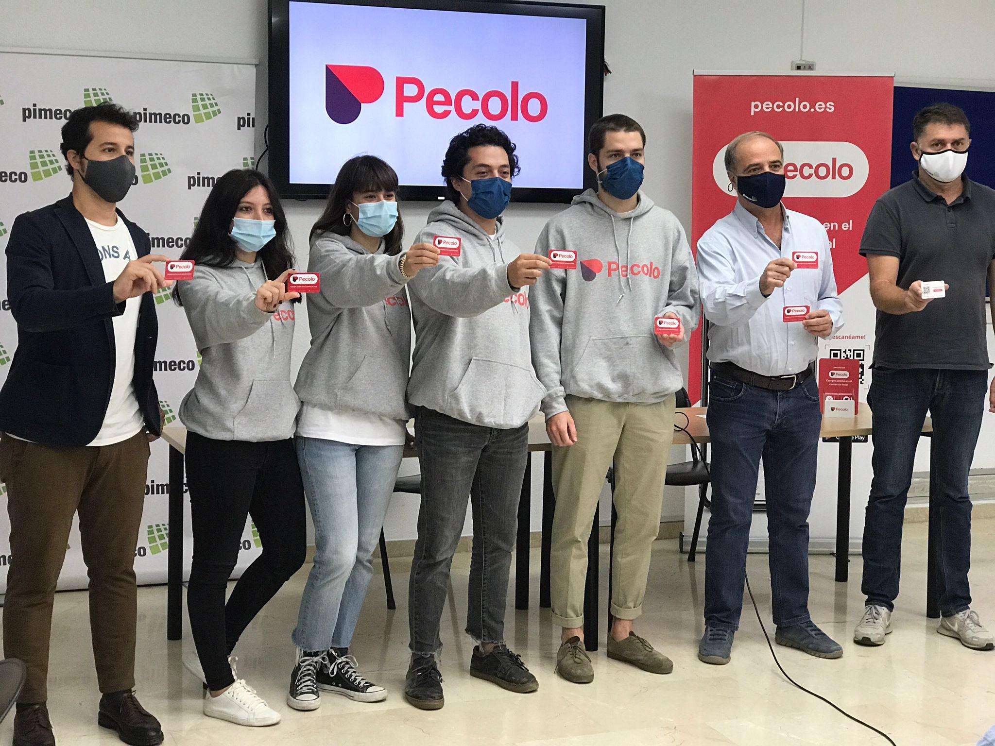 La app PECOLO és una iniciativa d'emprenedors mallorquins i ja està disponible